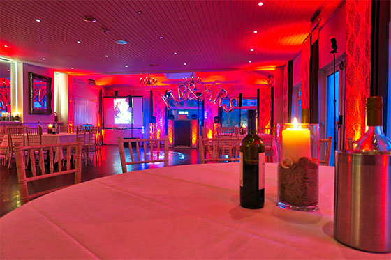 Cornwall Wedding DJ at Carbis Bay Hotel - St Ives