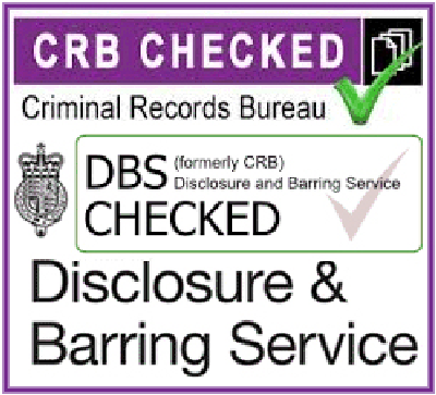 CRB DBS Checked DJ