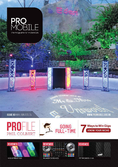 Pro Mobile Magazine Featured DJ