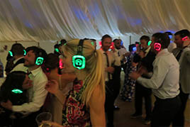 Silent Wedding Disco