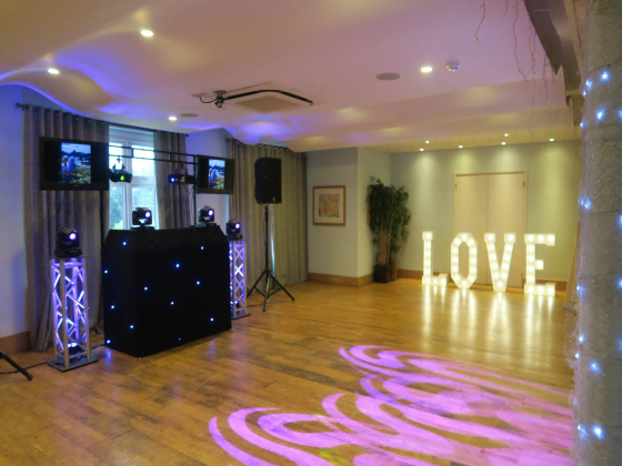 Cornwall Wedding DJ at St Michaels Hotel - Falmouth