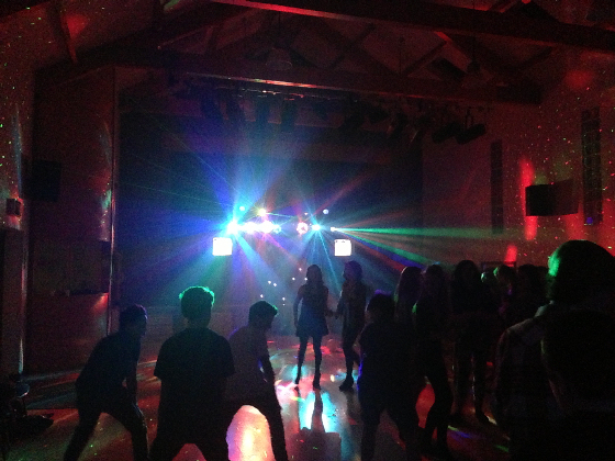 Teenagers Party Video Disco